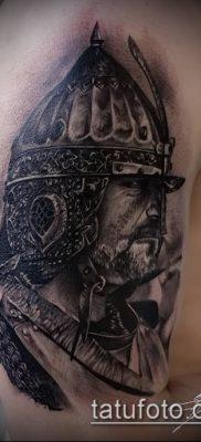 фото тату богатырь (strong man tattoo) (значение) – пример рисунка – 006 tatufoto.com