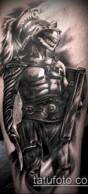 фото тату богатырь (strong man tattoo) (значение) – пример рисунка – 007 tatufoto.com
