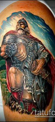 фото тату богатырь (strong man tattoo) (значение) – пример рисунка – 017 tatufoto.com