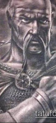 фото тату богатырь (strong man tattoo) (значение) – пример рисунка – 021 tatufoto.com