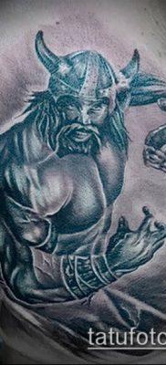 фото тату богатырь (strong man tattoo) (значение) – пример рисунка – 024 tatufoto.com