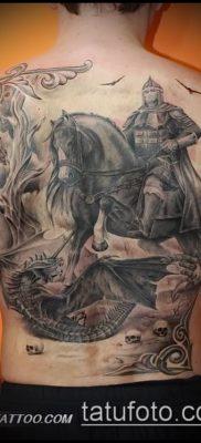 фото тату богатырь (strong man tattoo) (значение) – пример рисунка – 027 tatufoto.com