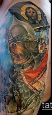 фото тату богатырь (strong man tattoo) (значение) – пример рисунка – 030 tatufoto.com