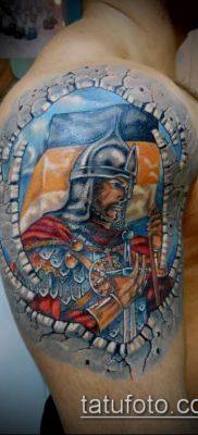 фото тату богатырь (strong man tattoo) (значение) – пример рисунка – 031 tatufoto.com