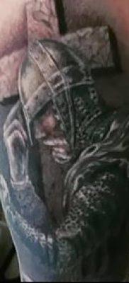 фото тату богатырь (strong man tattoo) (значение) – пример рисунка – 035 tatufoto.com