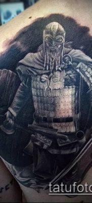 фото тату богатырь (strong man tattoo) (значение) – пример рисунка – 036 tatufoto.com