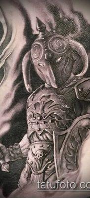 фото тату богатырь (strong man tattoo) (значение) – пример рисунка – 038 tatufoto.com