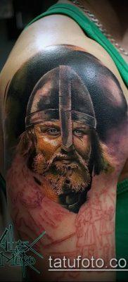 фото тату богатырь (strong man tattoo) (значение) – пример рисунка – 041 tatufoto.com