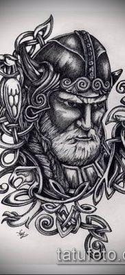 фото тату богатырь (strong man tattoo) (значение) – пример рисунка – 042 tatufoto.com