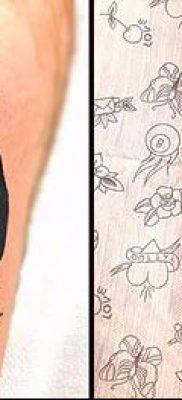 фото тату боксерские перчатки (Tattoo) (значение) – пример рисунка – 018 tatufoto.com