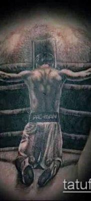 фото тату боксерские перчатки (Tattoo) (значение) – пример рисунка – 044 tatufoto.com