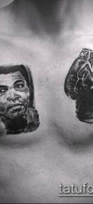 фото тату боксерские перчатки (Tattoo) (значение) – пример рисунка – 061 tatufoto.com