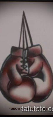 фото тату боксерские перчатки (Tattoo) (значение) – пример рисунка – 067 tatufoto.com