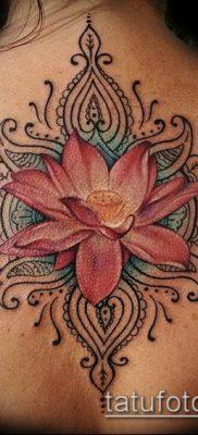 тату буддийские №322 – прикольный вариант рисунка, который удачно можно использовать для переделки и нанесения как тату буддийские надписи