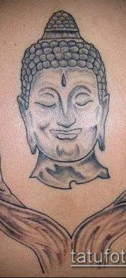 тату буддийские №4 – уникальный вариант рисунка, который удачно можно использовать для преобразования и нанесения как тату буддийские мантры