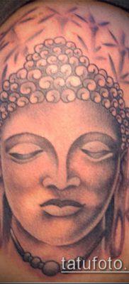 тату буддийские №918 – интересный вариант рисунка, который легко можно использовать для преобразования и нанесения как тату в буддийском стиле