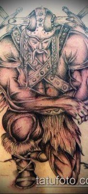фото тату викингов (Tattoo) (значение) – пример рисунка – 002 tatufoto.com