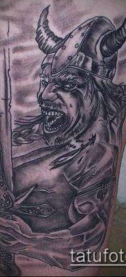 фото тату викингов (Tattoo) (значение) – пример рисунка – 003 tatufoto.com