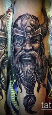 фото тату викингов (Tattoo) (значение) – пример рисунка – 007 tatufoto.com