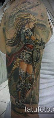 фото тату викингов (Tattoo) (значение) – пример рисунка – 009 tatufoto.com