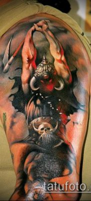 фото тату викингов (Tattoo) (значение) – пример рисунка – 013 tatufoto.com