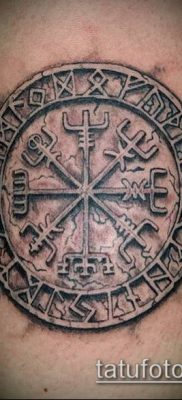 фото тату викингов (Tattoo) (значение) – пример рисунка – 016 tatufoto.com