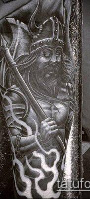 фото тату викингов (Tattoo) (значение) – пример рисунка – 018 tatufoto.com