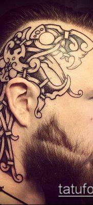 фото тату викингов (Tattoo) (значение) – пример рисунка – 025 tatufoto.com