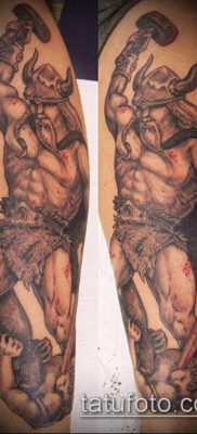 фото тату викингов (Tattoo) (значение) – пример рисунка – 031 tatufoto.com