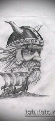 фото тату викингов (Tattoo) (значение) – пример рисунка – 038 tatufoto.com