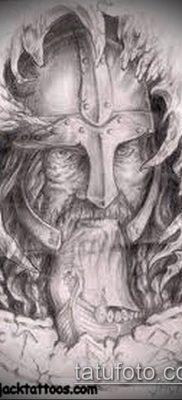 фото тату викингов (Tattoo) (значение) – пример рисунка – 049 tatufoto.com
