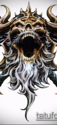 фото тату викингов (Tattoo) (значение) – пример рисунка – 050 tatufoto.com