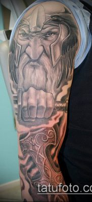 фото тату викингов (Tattoo) (значение) – пример рисунка – 056 tatufoto.com