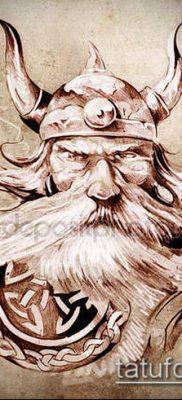 фото тату викингов (Tattoo) (значение) – пример рисунка – 058 tatufoto.com
