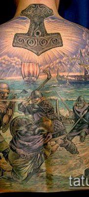 фото тату викингов (Tattoo) (значение) – пример рисунка – 062 tatufoto.com