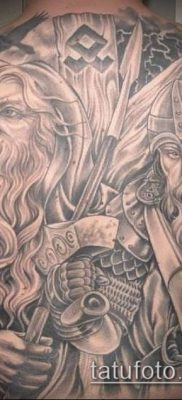 фото тату викингов (Tattoo) (значение) – пример рисунка – 066 tatufoto.com