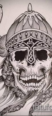 фото тату викингов (Tattoo) (значение) – пример рисунка – 072 tatufoto.com