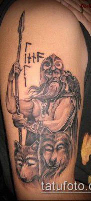 фото тату викингов (Tattoo) (значение) – пример рисунка – 077 tatufoto.com