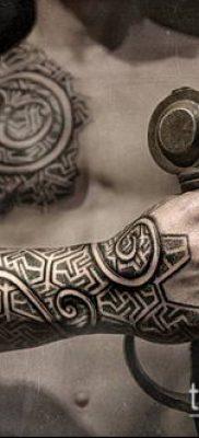 фото тату викингов (Tattoo) (значение) – пример рисунка – 078 tatufoto.com