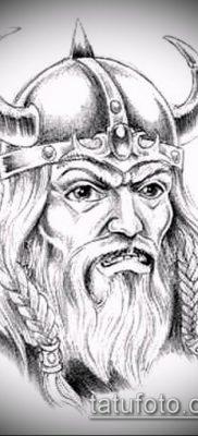 фото тату викингов (Tattoo) (значение) – пример рисунка – 086 tatufoto.com