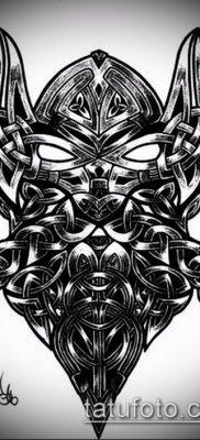 фото тату викингов (Tattoo) (значение) – пример рисунка – 089 tatufoto.com