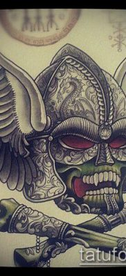 фото тату викингов (Tattoo) (значение) – пример рисунка – 091 tatufoto.com