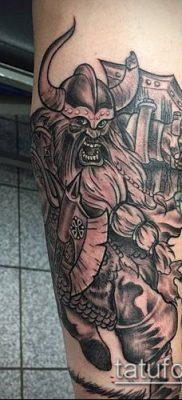 фото тату викингов (Tattoo) (значение) – пример рисунка – 096 tatufoto.com