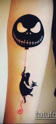 фото тату воздушный шар (Balloon tattoo) (значение) – пример рисунка – 235 tatufoto.com
