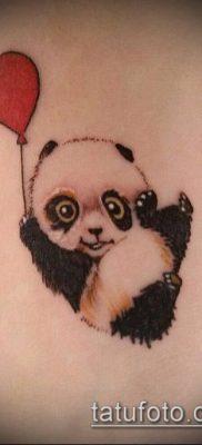 фото тату воздушный шар (Balloon tattoo) (значение) – пример рисунка – 243 tatufoto.com