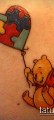 фото тату воздушный шар (Balloon tattoo) (значение) – пример рисунка – 299 tatufoto.com