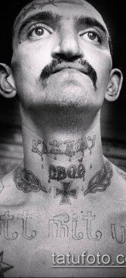 фото тату воровские звезды (Tattoo) (значение) – пример рисунка – 004 tatufoto.com
