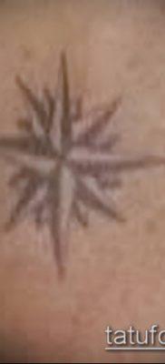 фото тату воровские звезды (Tattoo) (значение) – пример рисунка – 006 tatufoto.com