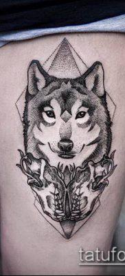 фото тату геометрические (tattoo) (значение) – пример рисунка – 007 tatufoto.com