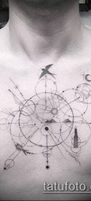 фото тату геометрические (tattoo) (значение) – пример рисунка – 015 tatufoto.com